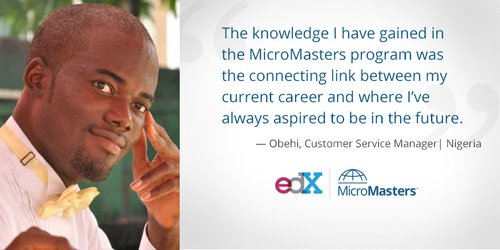 Obehi MicroMasters SCM
